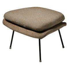 Womb Chair Ottoman by Eero Saarinen for Knoll