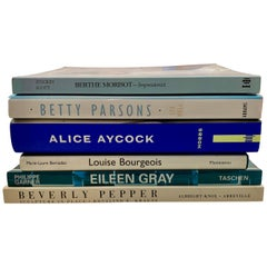 Women Artists Designers Sculptors Bourgeois Gray Parsons Aycock Pepper S/6 Books