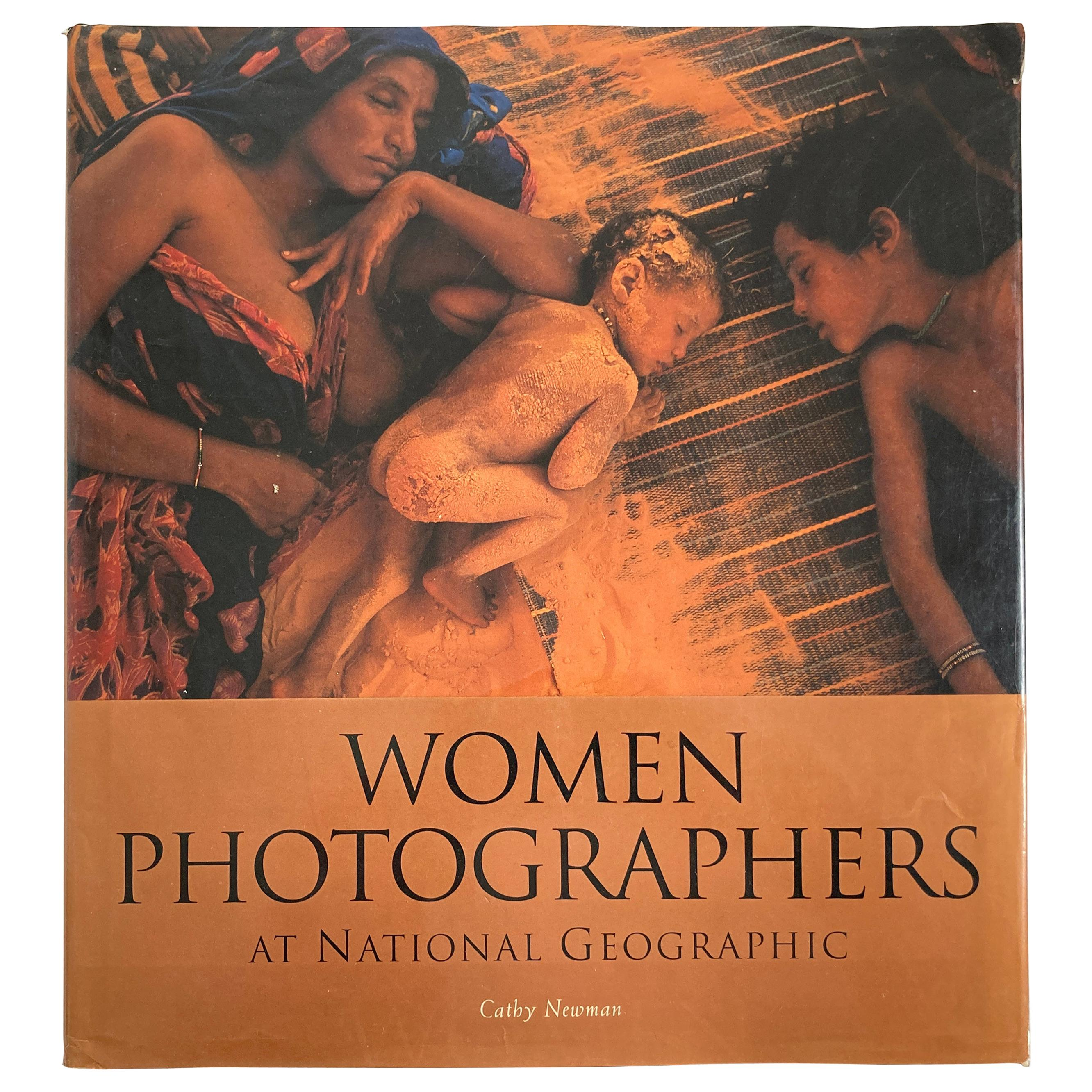 """""""Women Photographers at National Geographic"""" Hardcover Book"""