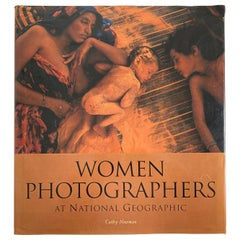 """Women Photographers at National Geographic"" Hardcover Book"