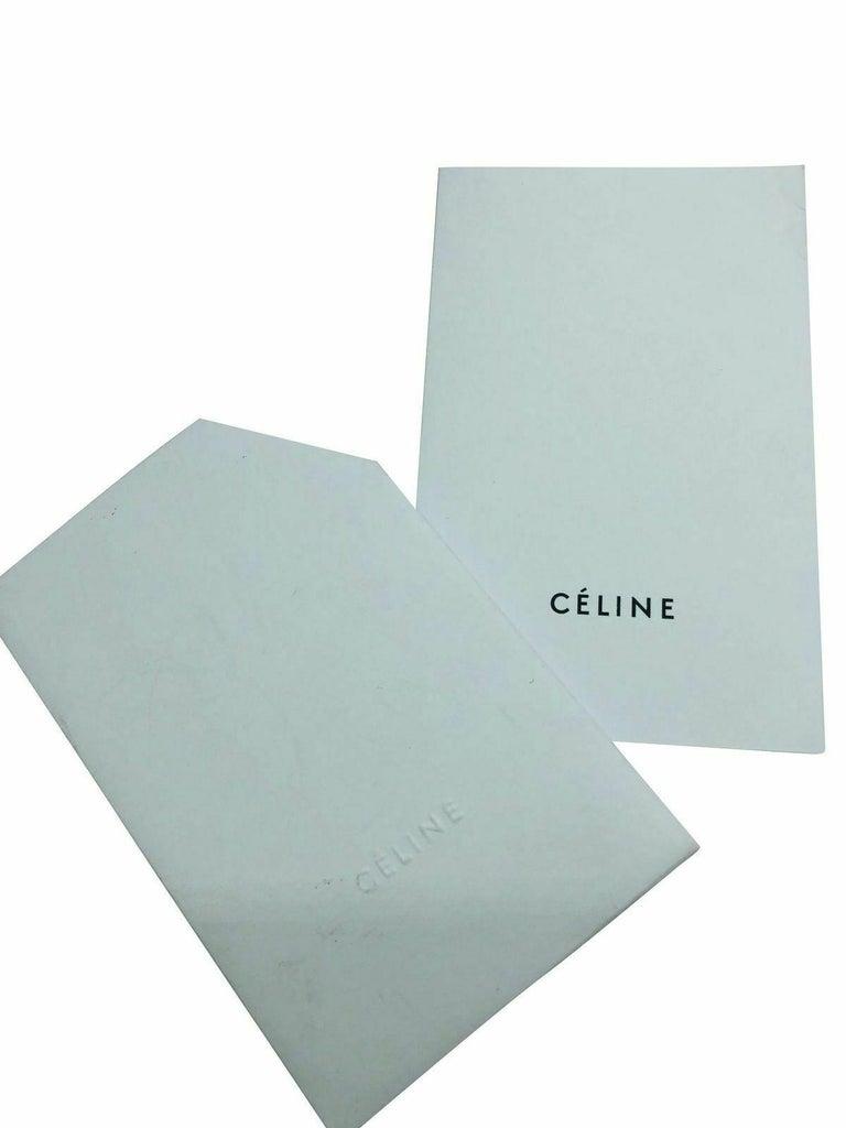 Womens Designer Celine Medium Phantom Luggage Tote - Burgundy For Sale 6