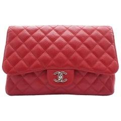 WOMENS DESIGNER Chanel Classic Jumbo Flap