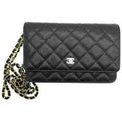 WOMENS DESIGNER Chanel Classic Wallet on Chain
