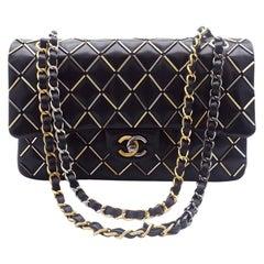 WOMENS DESIGNER Chanel Embellished Flap Bag – Medium
