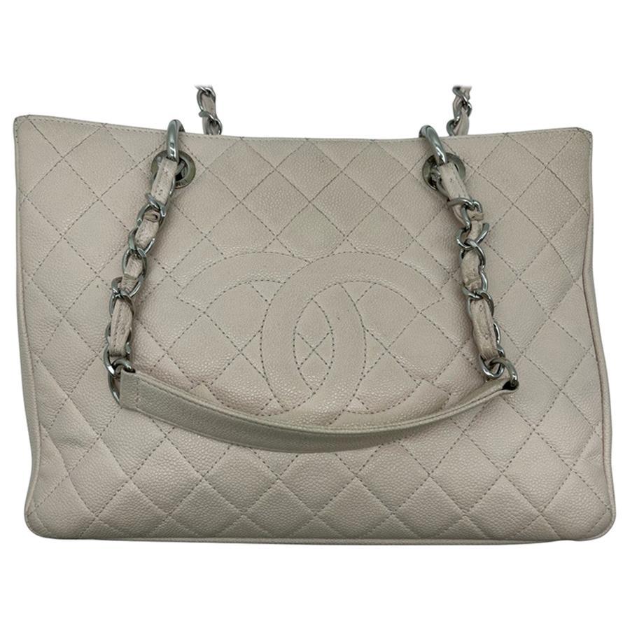 WOMENS DESIGNER Chanel Grand Shopper Tote GST Bag