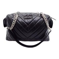WOMENS DESIGNER Chanel Large Soft Bowling Bag