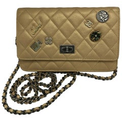 WOMENS DESIGNER Chanel Lucky Charms Casino 2.55 Reissue WOC