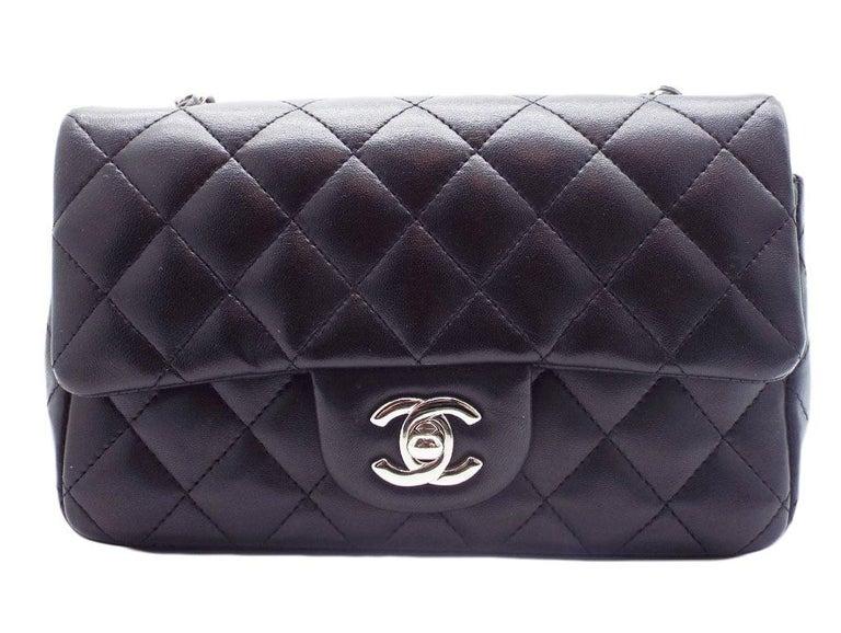 WOMENS DESIGNER Chanel Mini Flap For Sale 6
