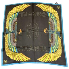 Womens Designer - CHANEL Silk Scarf - Metier D'Arts Collection 2020