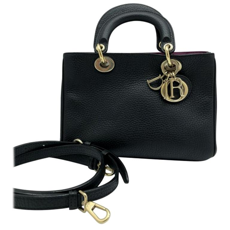 WOMENS DESIGNER Dior Mini Diorissimo Tote For Sale