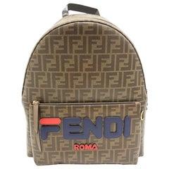 Womens Designer FENDI Mania Backpack