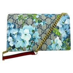 Womens Designer Gucci Blooms Handbag