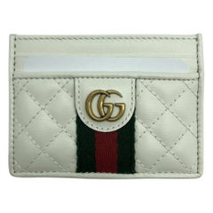 Womens Designer Gucci Gucci GG Card Holder