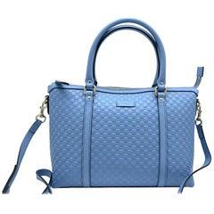 WOMENS DESIGNER Gucci Guccissima Medium Tote Bag