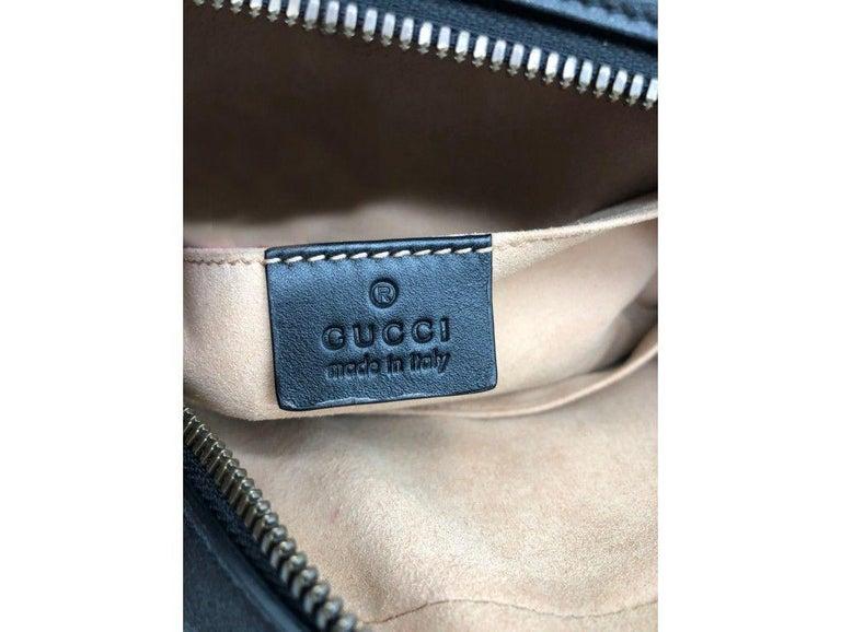 Womens Designer Gucci Marmont Matelassé Belt Bag - 85 For Sale 1