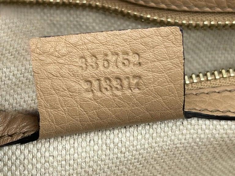 WOMENS DESIGNER Gucci Medium Soho Chain Shoulder Bag For Sale 2