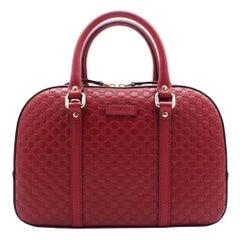 WOMENS DESIGNER Gucci Mini Boston Bag