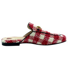 Womens Designer Gucci Princetowns Mules