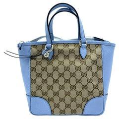 WOMENS DESIGNER Gucci Small Bree Tote Bag