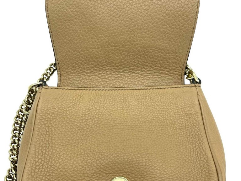 Women's WOMENS DESIGNER Gucci Small Soho Chain Shoulder Bag For Sale
