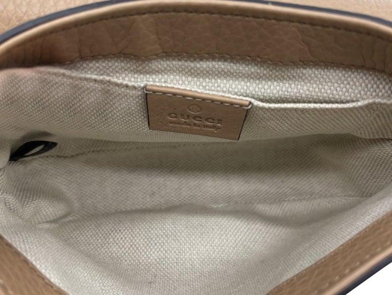 WOMENS DESIGNER Gucci Small Soho Chain Shoulder Bag For Sale 1
