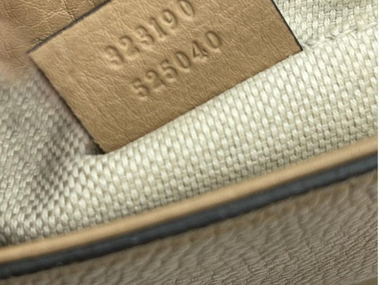 WOMENS DESIGNER Gucci Small Soho Chain Shoulder Bag For Sale 3