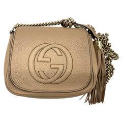 WOMENS DESIGNER Gucci Small Soho Chain Shoulder Bag