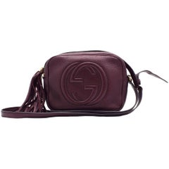 WOMENS DESIGNER Gucci Soho Disco Bag