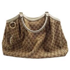 WOMENS DESIGNER Gucci Sukey Tote Bag Large