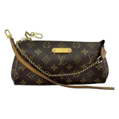 WOMENS DESIGNER Louis Vuitton Eva Clutch Monogram