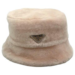 Womens Designer Prada Bucket Hat