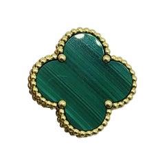 Womens Designer Van Cleef & Arpels Magic Alhambra Ring -55