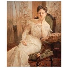 Women's Portrait, Wilhelm Viktor Krausz, 1878 - 1959