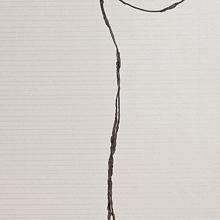 Caesura #13 - Abstract Sculpture by Won Lee