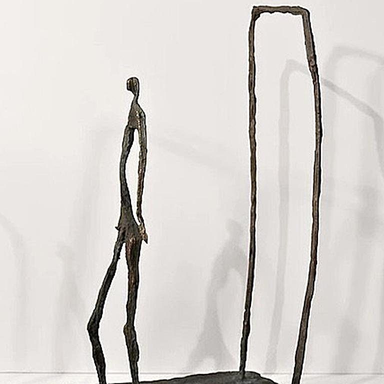 Image of Time #3 - Abstract Sculpture by Won Lee