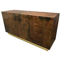 Wonderful Aldo Tura Sideboard in Excellent Condition