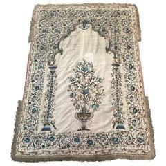Wonderful Antique Turkish Ottoman Embroidery