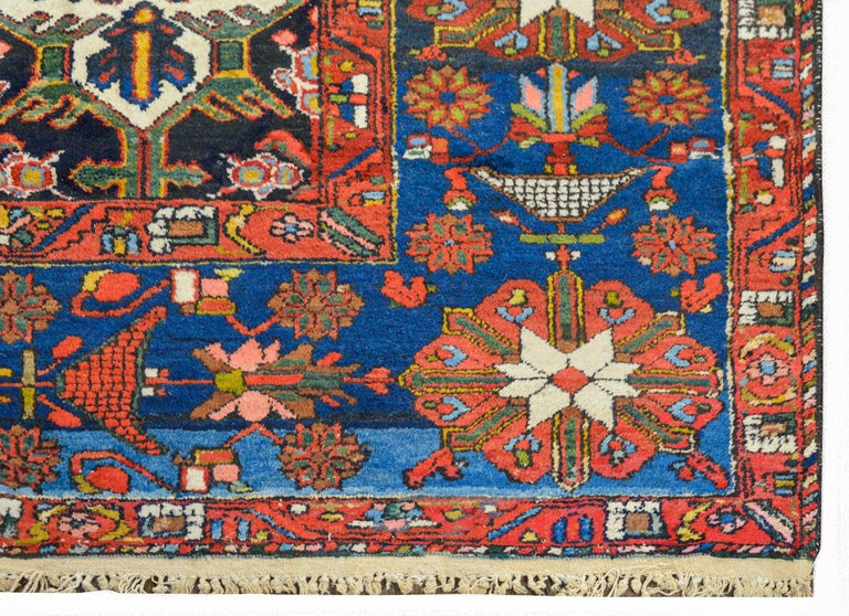 Wool Wonderful Bakhtiari Rug For Sale