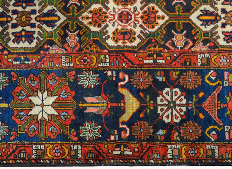 Wonderful Bakhtiari Rug For Sale 1