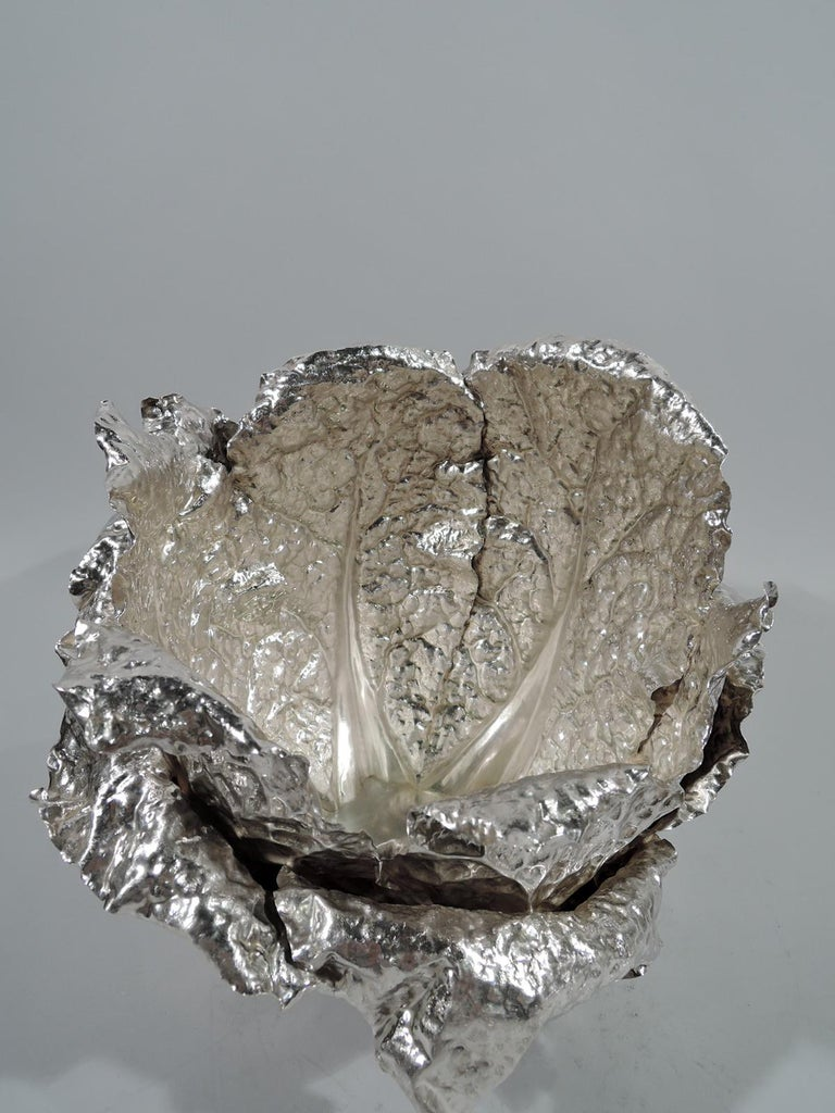Wonderful Buccellati Sterling Silver Cauliflower Soup