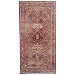 Wonderful Early 19th Century Antique Khorassan Rug