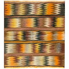 Wonderful Early 20th Century Antique Baluchi Kilim Rug