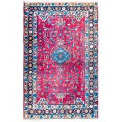 Wonderful Early 20th Century Antique Lilihan Rug