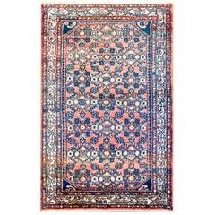 Wonderful Early 20th Century Herati Rug