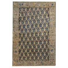 Wonderful Early 20th Century Malayer Rug