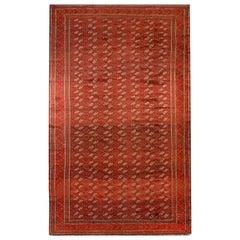 Wonderful Early 20th Century Turkomen Rug
