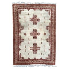 Wonderful Fine North African Vintage Rug