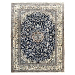 Wonderful Fine Vintage Nain Rug