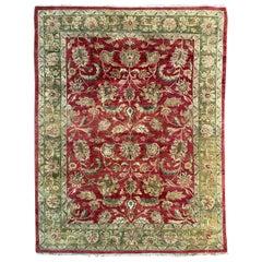 Wonderful Large Agra Carpet