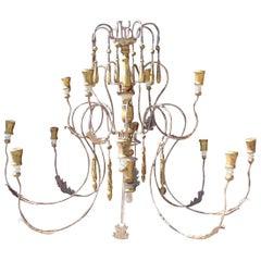 Rococo Chandeliers and Pendants